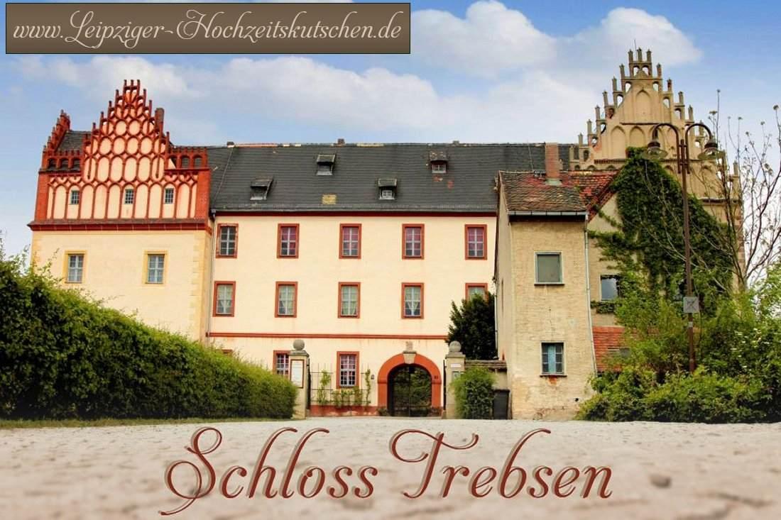 HOCHZEITSKUTSCHEN GRIMMA (Sachsen)